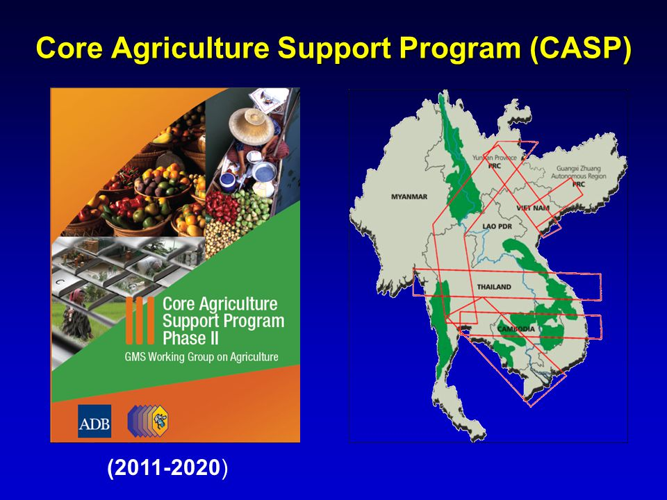 Core Agriculture Support Program (CASP)