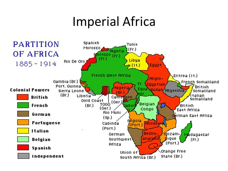 Imperial Africa