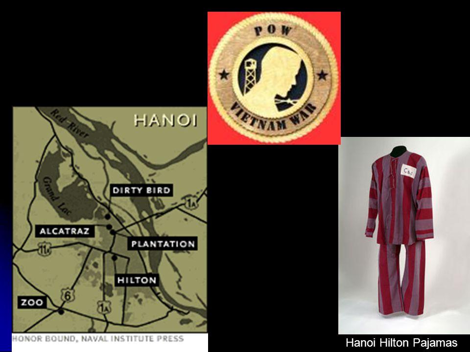Hanoi Hilton Pajamas