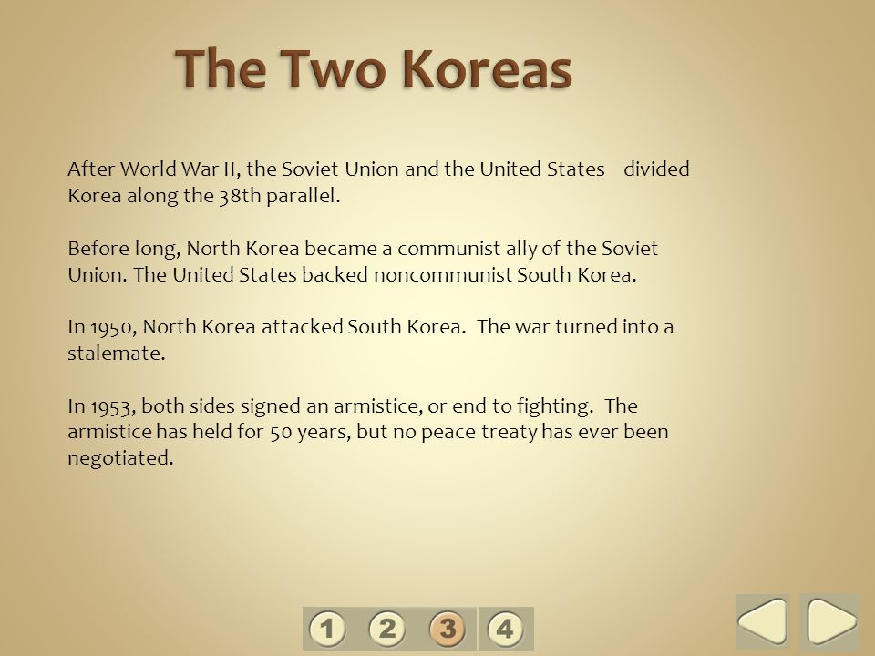 The Two Koreas