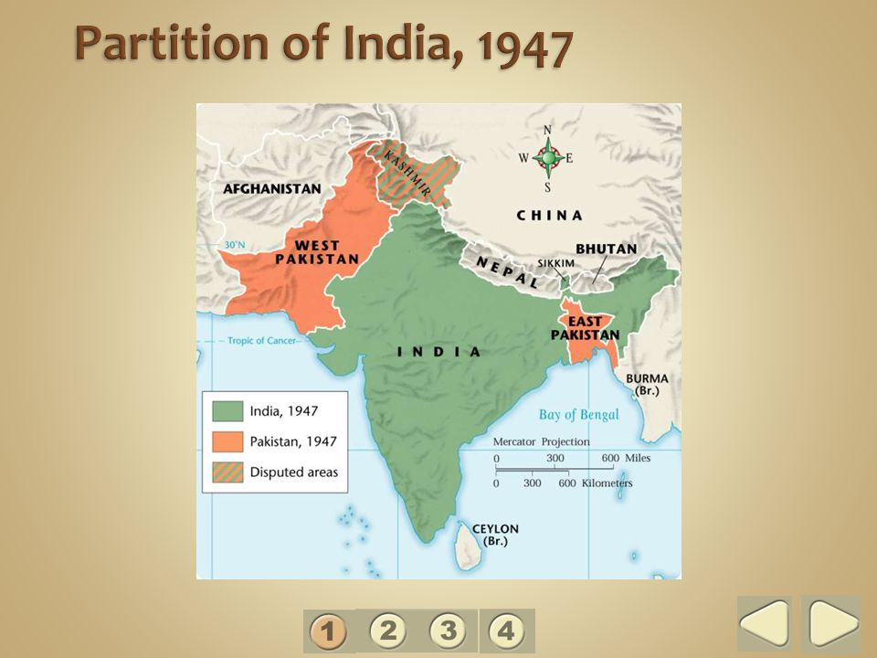 Partition of India, 1947