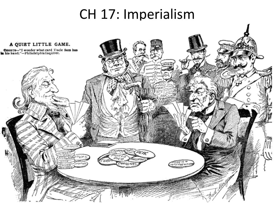 CH 17: Imperialism
