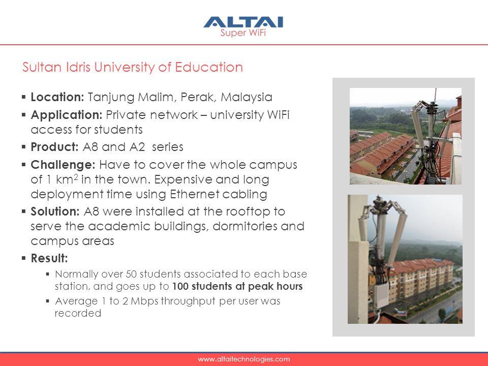 Sultan Idris University of Education
