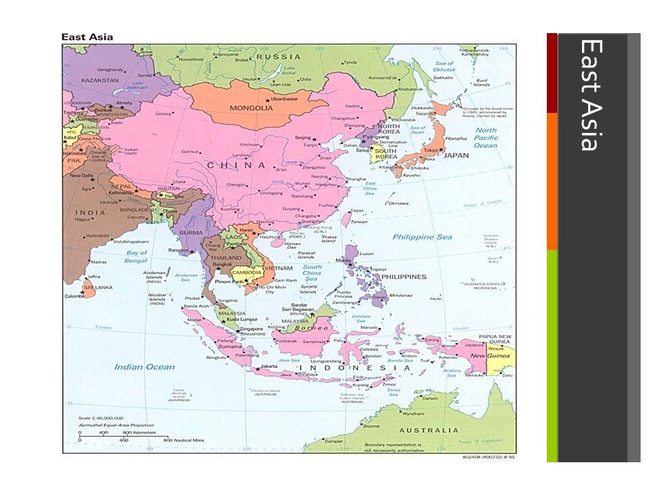 East Asia