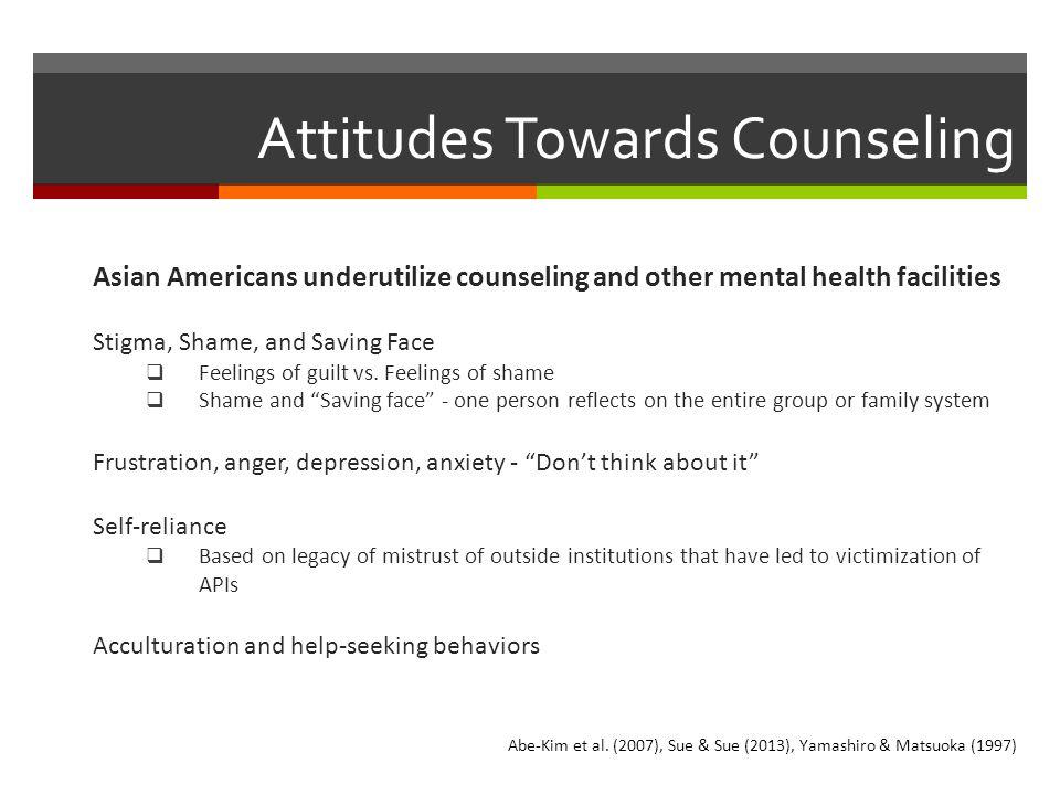 Attitudes Towards Counseling