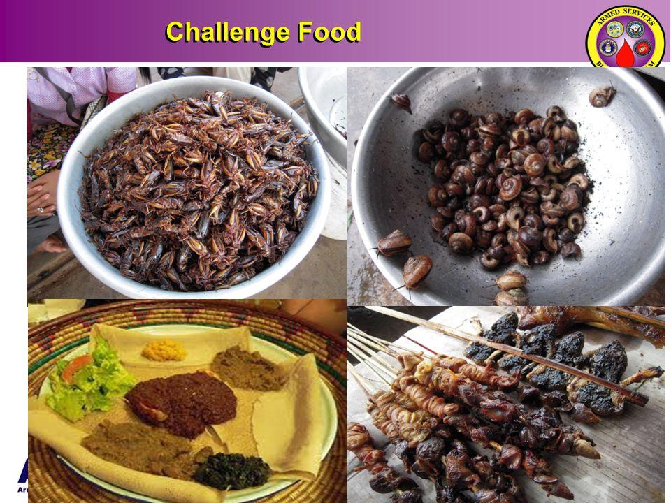 Challenge Food