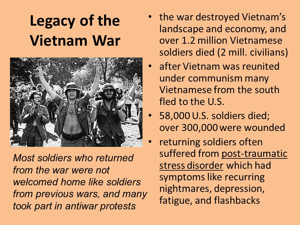 Legacy of the Vietnam War