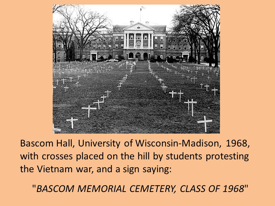 BASCOM MEMORIAL CEMETERY, CLASS OF 1968