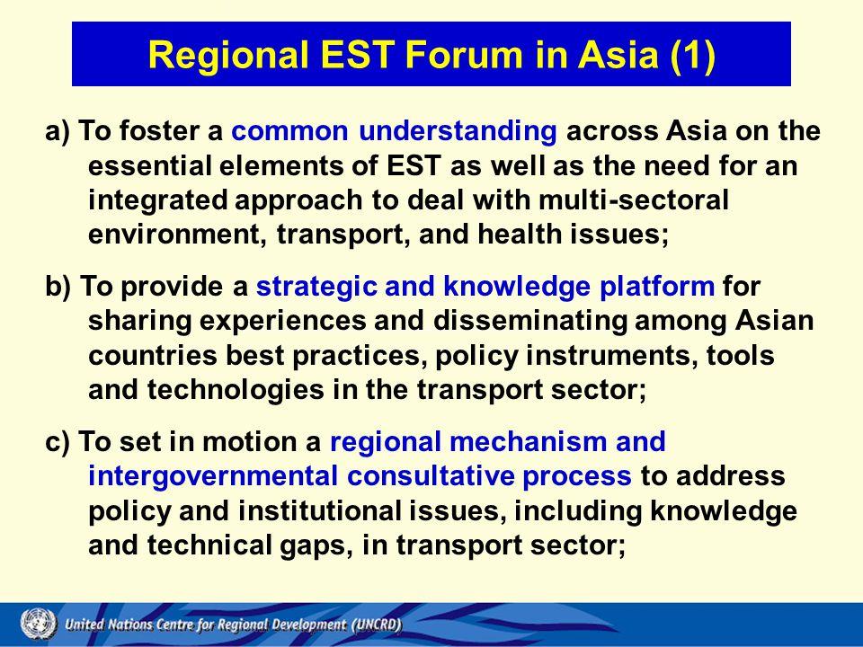 Regional EST Forum in Asia (1)