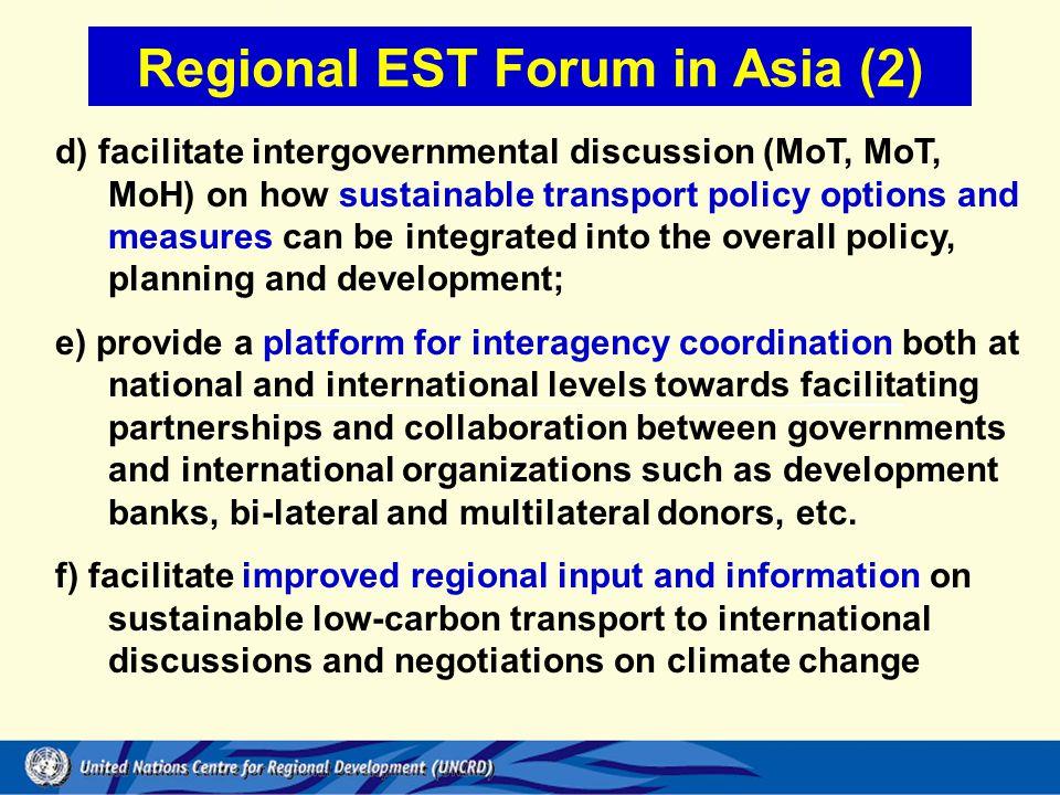 Regional EST Forum in Asia (2)