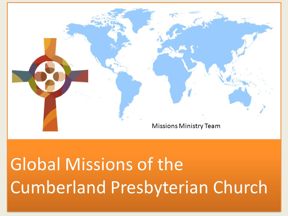 Global Missions of the Cumberland Presbyterian Church