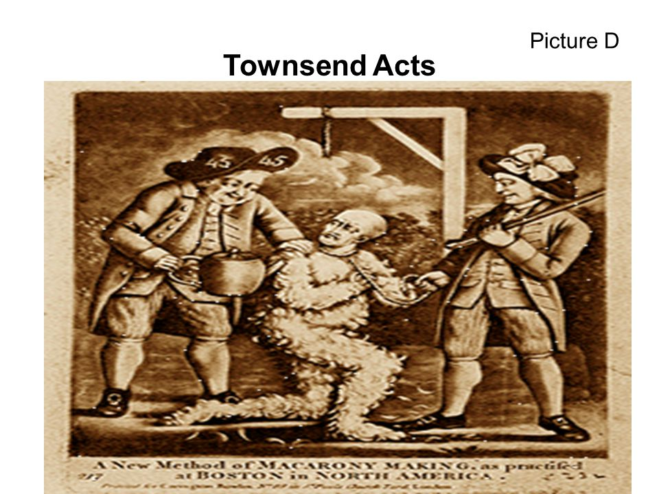 Picture D Townsend Acts