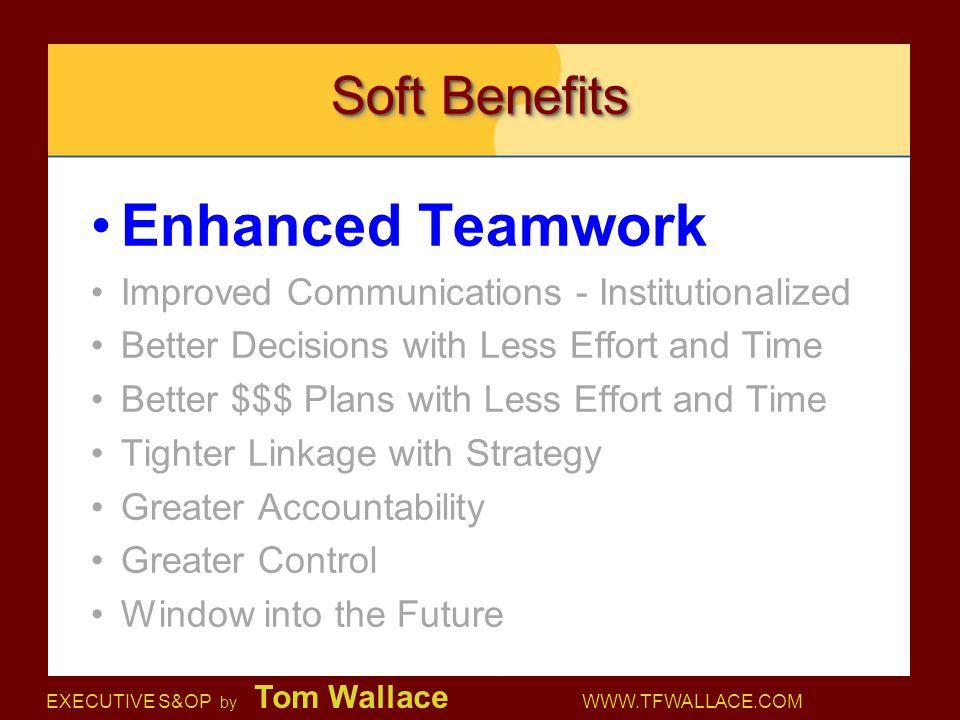 Enhanced Teamwork Soft Benefits