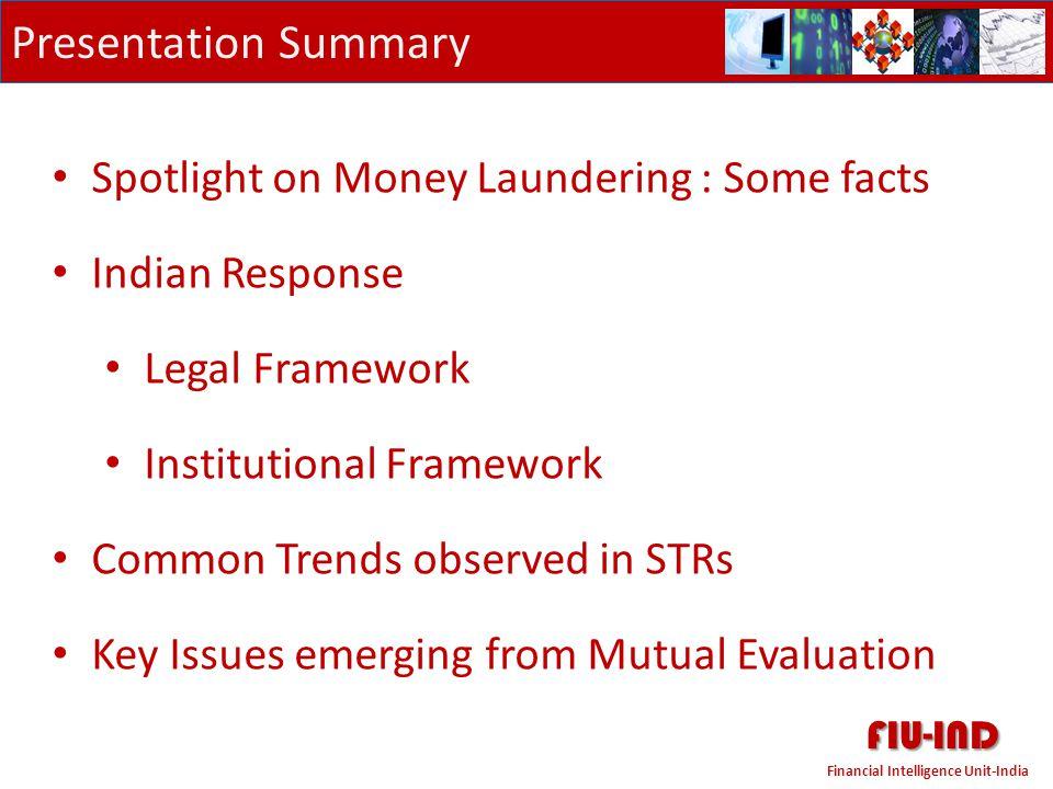 FIU-IND Presentation Summary