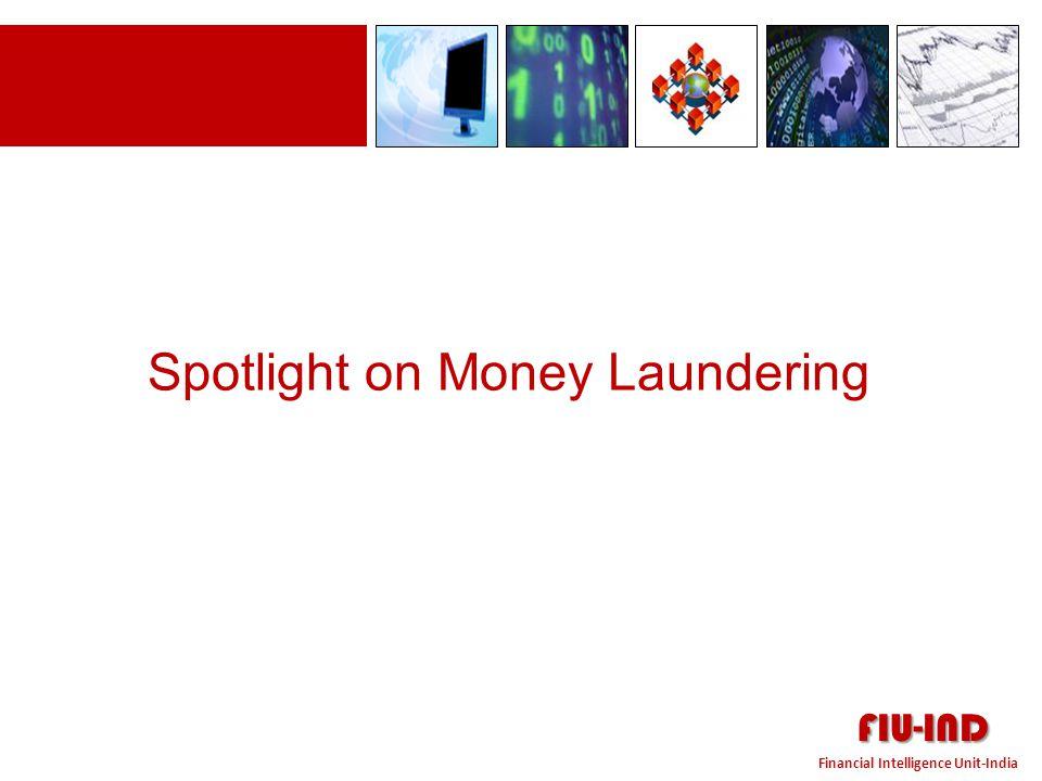 Spotlight on Money Laundering
