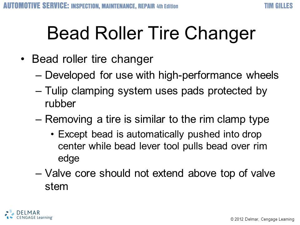 Bead Roller Tire Changer