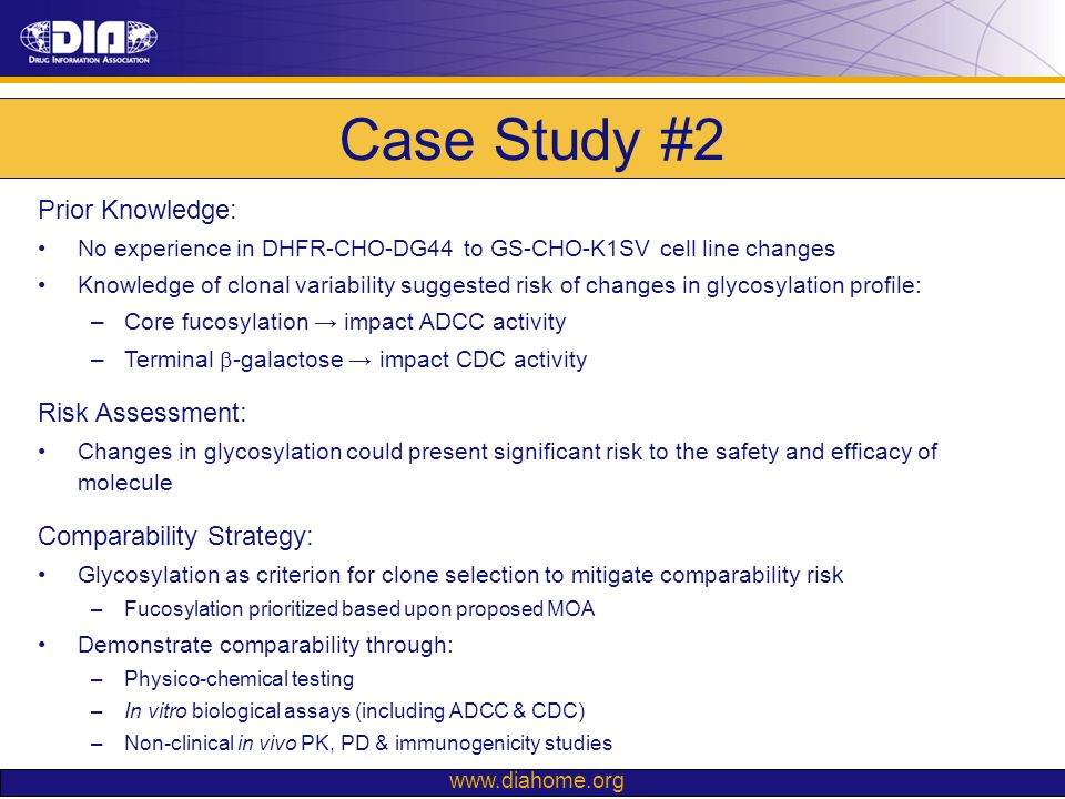 Case Study #2 Prior Knowledge: Risk Assessment: