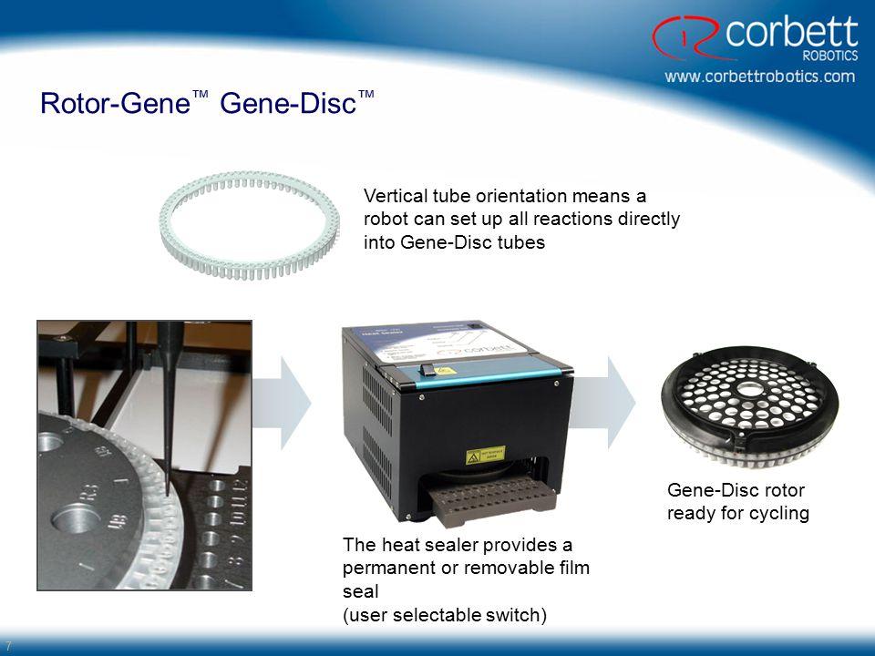 Rotor-Gene™ Gene-Disc™
