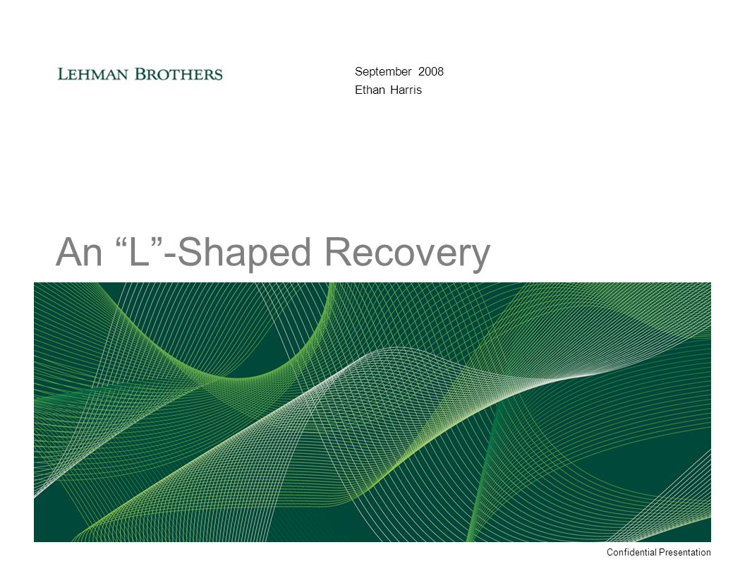 An L -Shaped Recovery