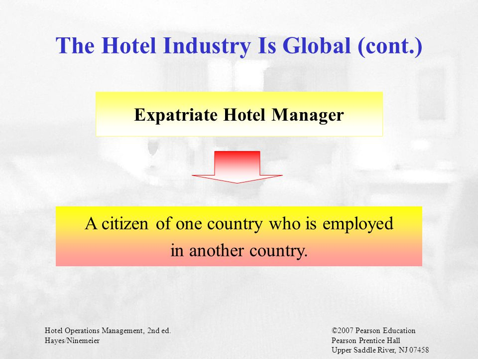 internationalization in the hospitality industry Revpar international is a hospitality advisory and asset management firm services include market financial feasibility, acquisition due diligence, repositionings, and development.