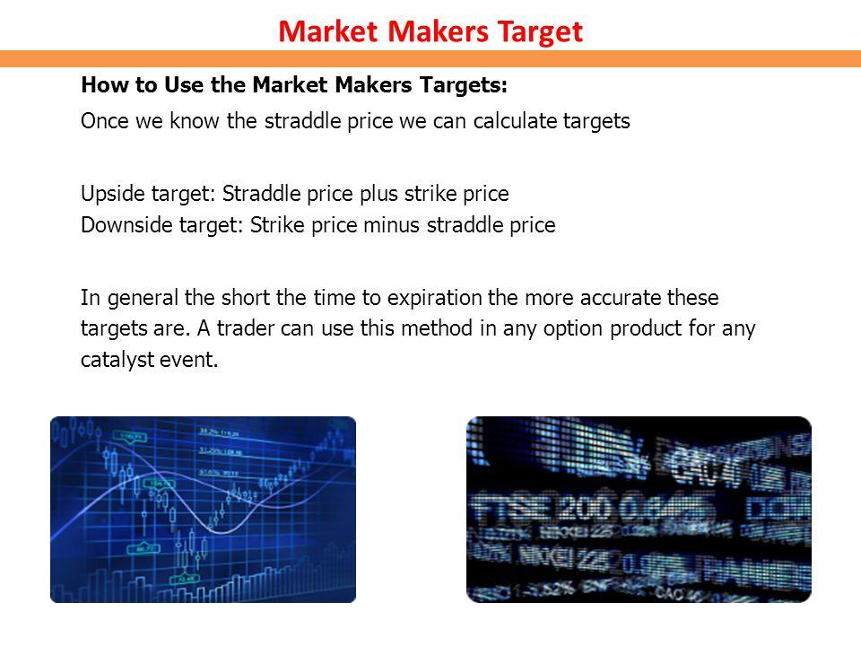 Market Makers Target