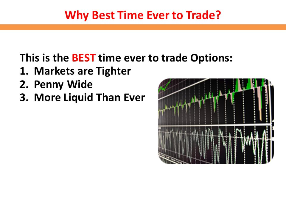 Why Best Time Ever to Trade