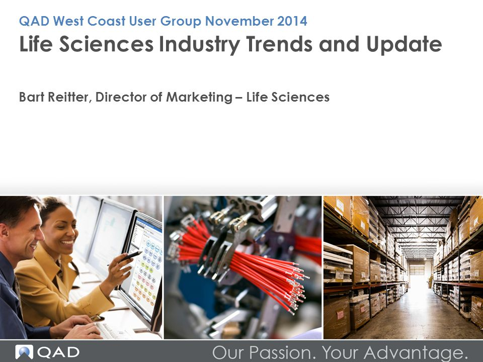 Life Sciences Industry Trends and Update
