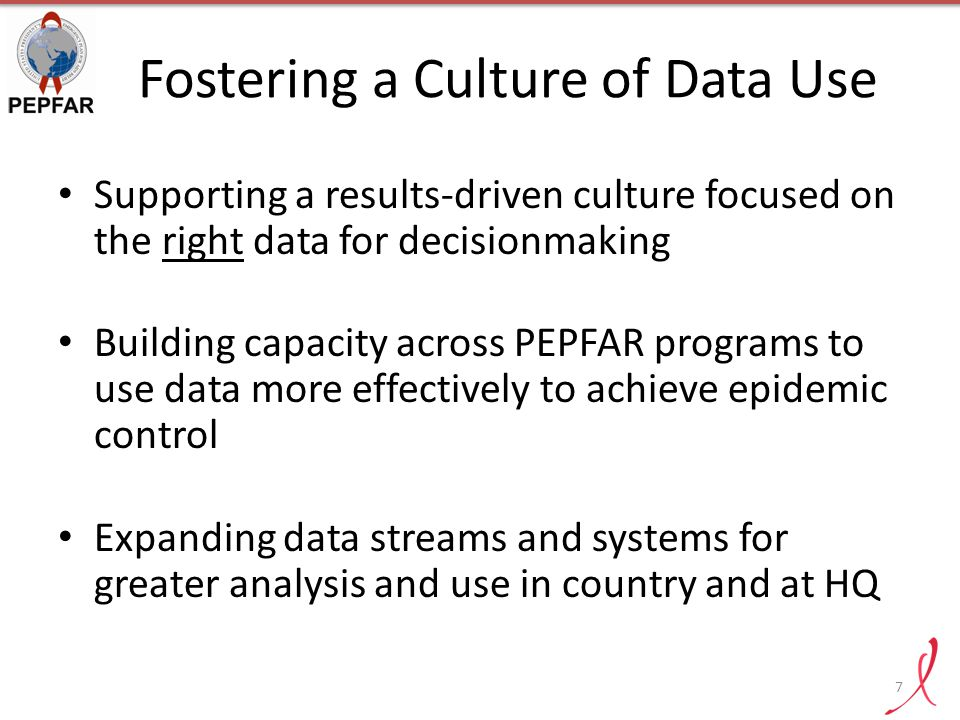 Fostering a Culture of Data Use