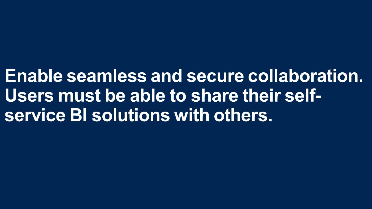 Enable seamless and secure collaboration