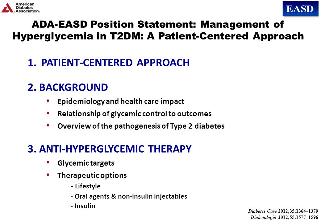 PATIENT-CENTERED APPROACH 2. BACKGROUND