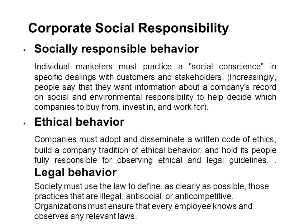 nestle marketing and corporate social responsibility Marketing and sales, corporate communications,  nestlé marketing communication to children policy 1  nestlé marketing communication to children policy 3.