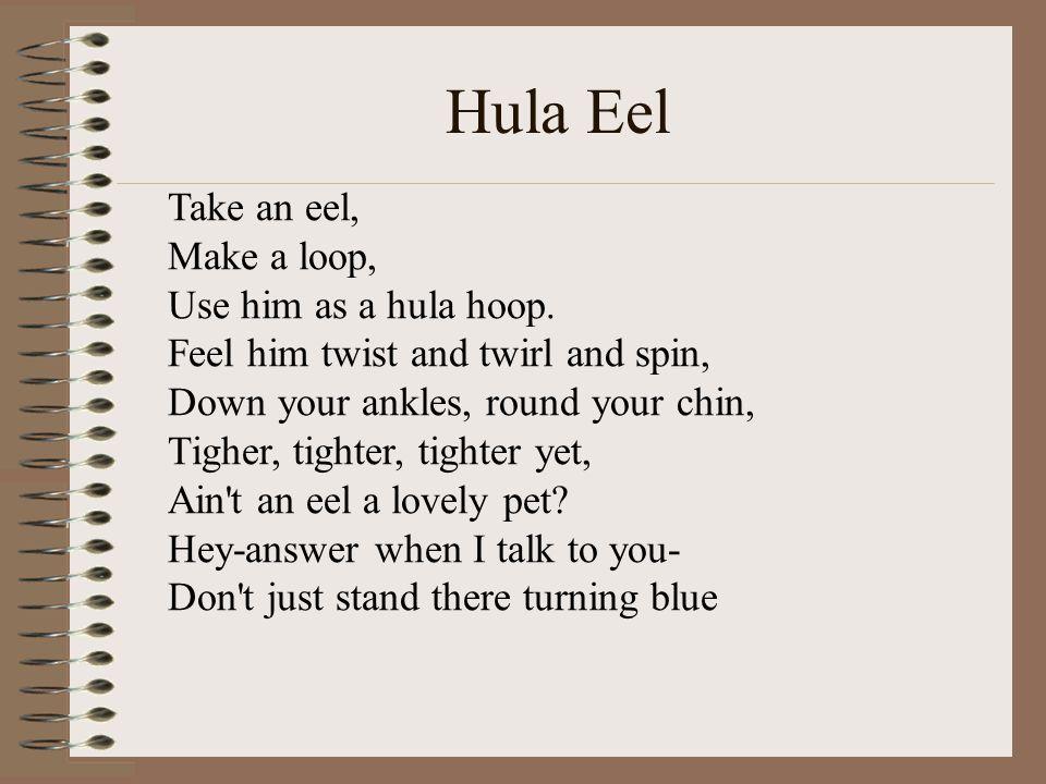 Hula Eel