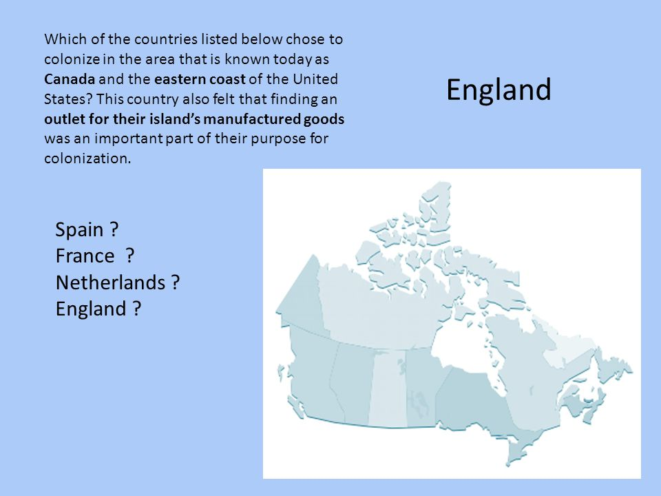 England Spain France Netherlands England
