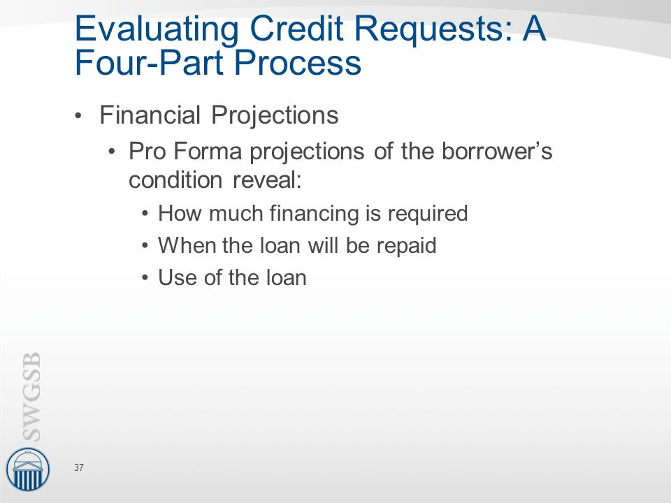 How to Evaluate Commercial Loan Requests