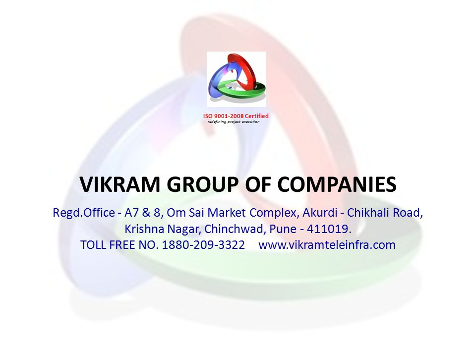 VIKRAM GROUP OF COMPANIES