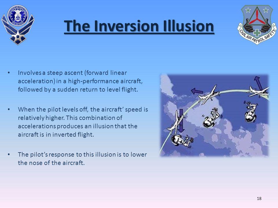 The Inversion Illusion