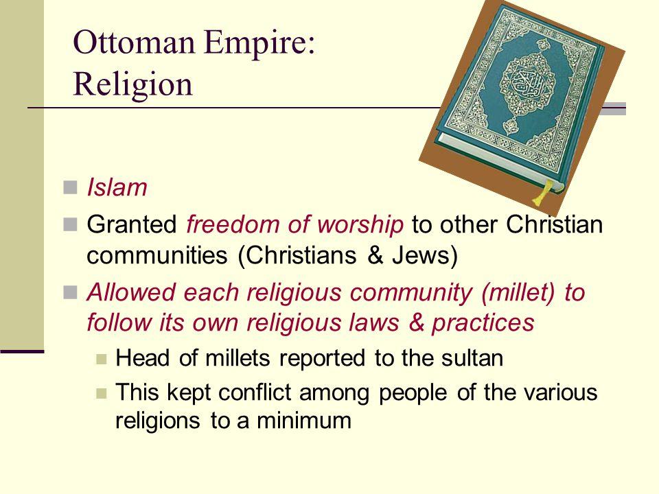 Ottoman Empire: Religion