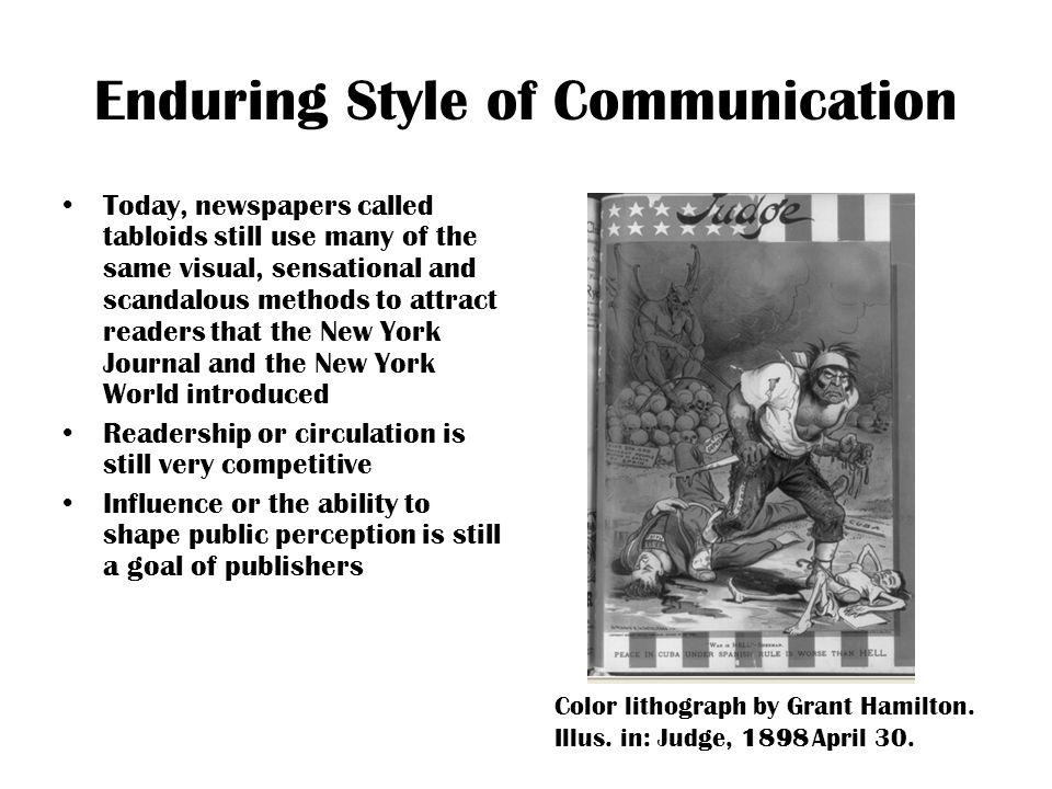 Enduring Style of Communication
