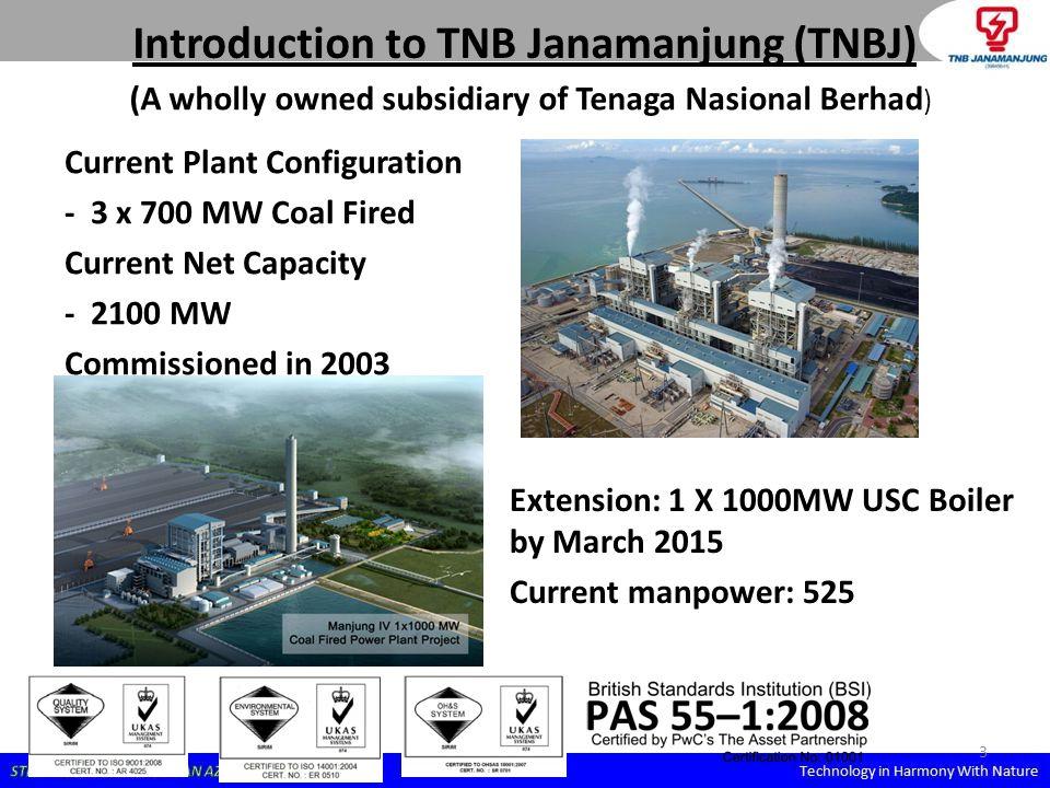 Introduction to TNB Janamanjung (TNBJ)