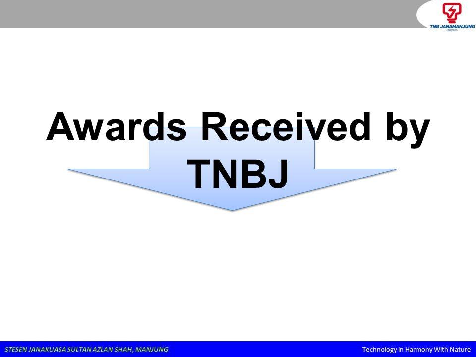 Awards Received by TNBJ