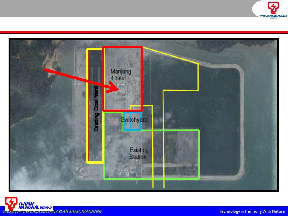 1. BACKGROUND – Satellite View