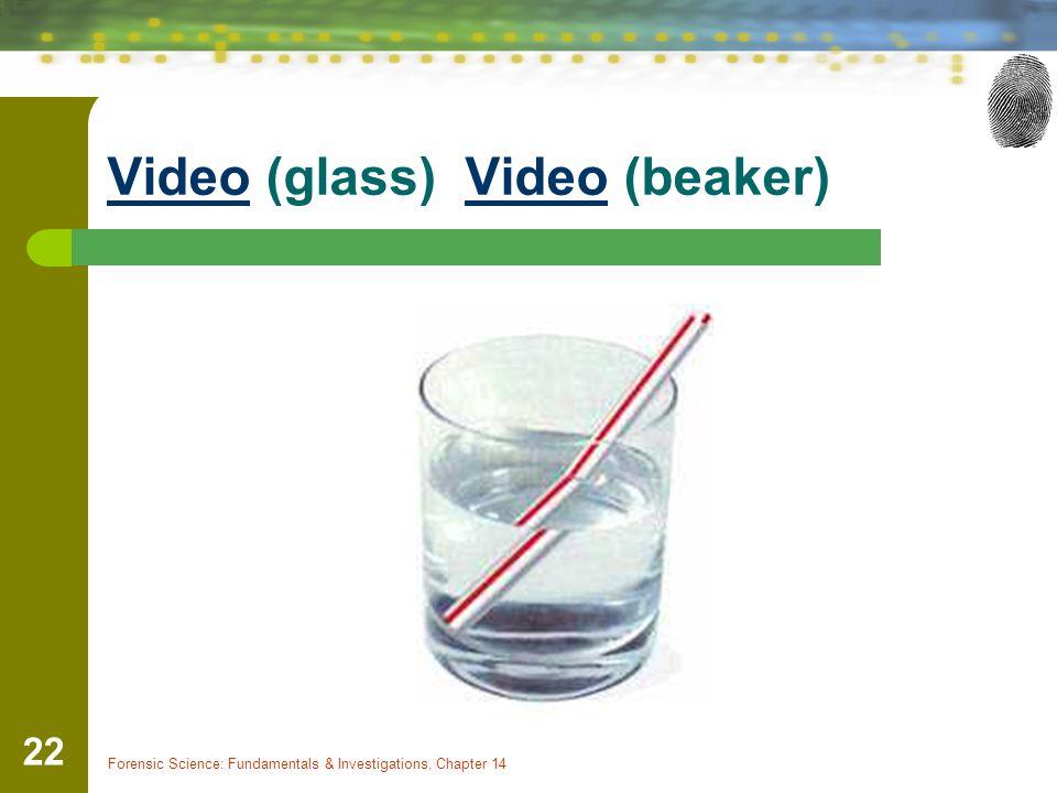 Video (glass) Video (beaker)
