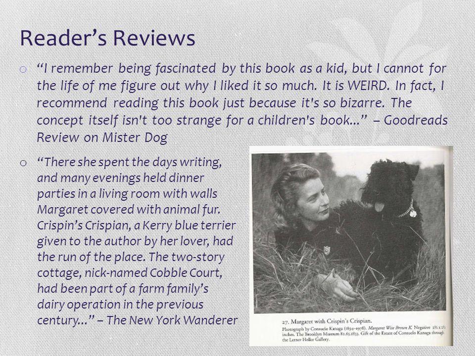 Reader's Reviews