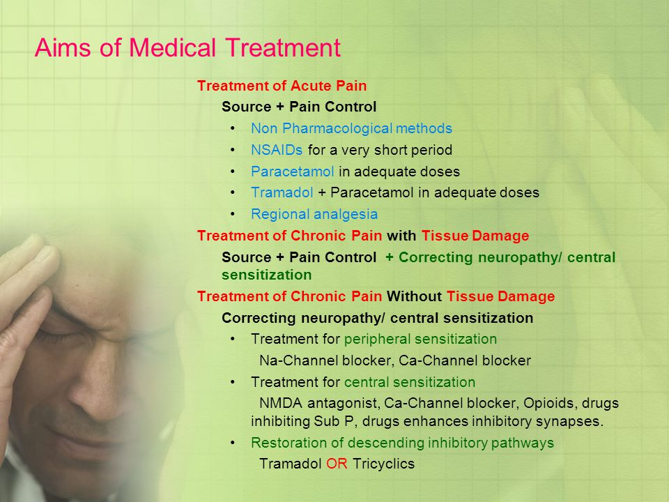 Aims of Medical Treatment