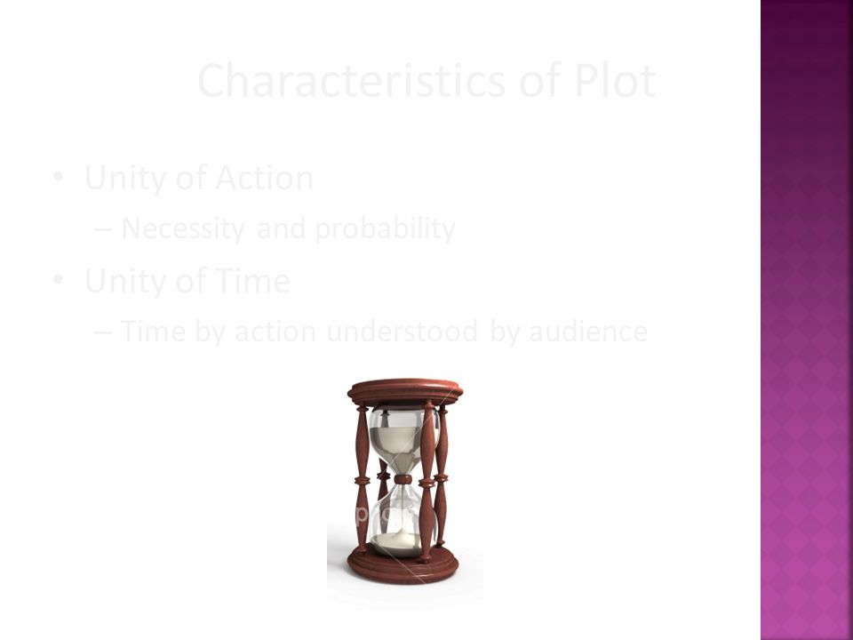 Characteristics of Plot
