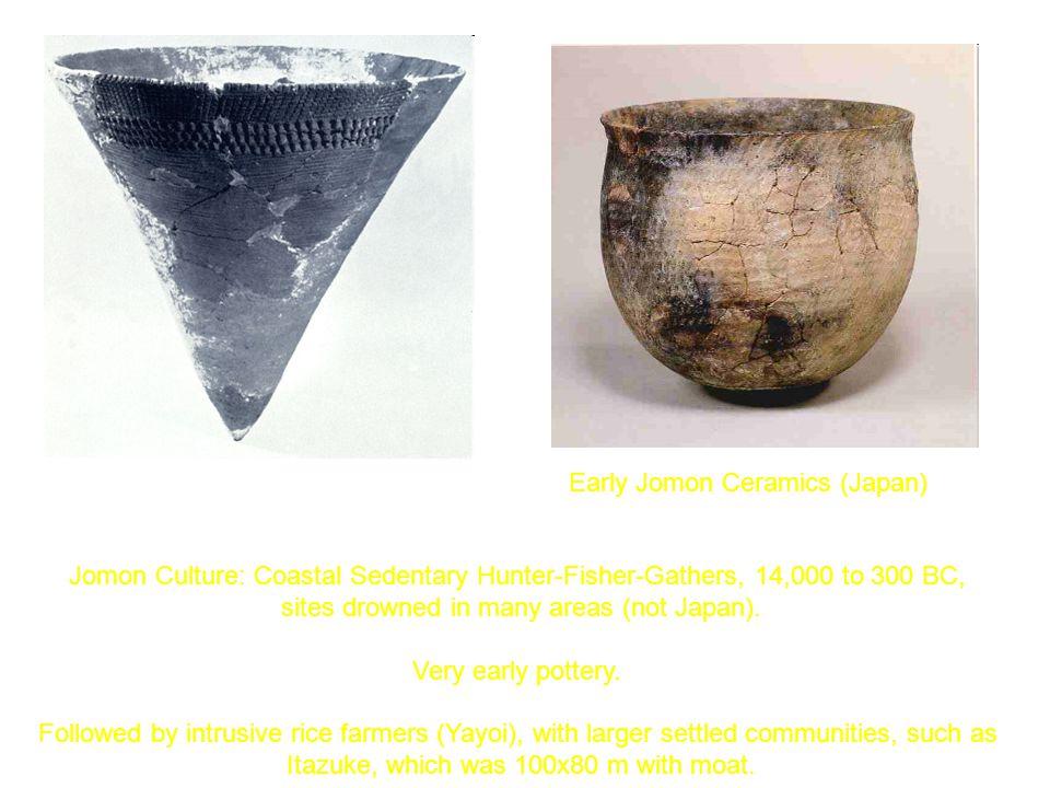 Early Jomon Ceramics (Japan)