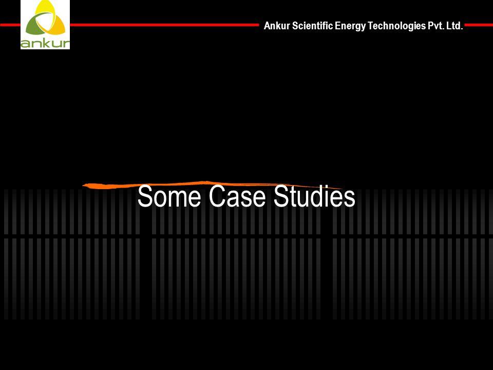 Some Case Studies