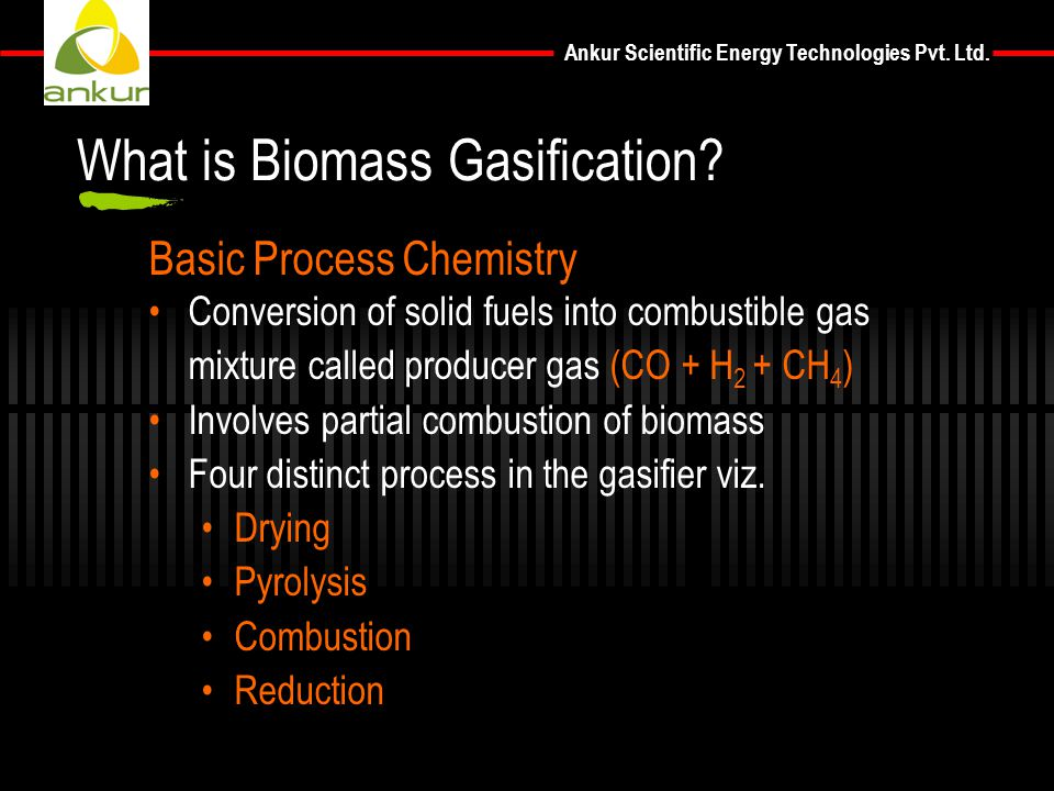 What is Biomass Gasification