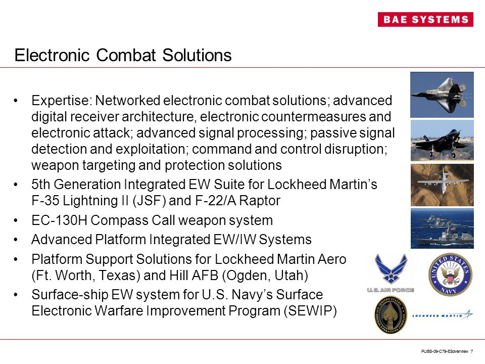 Electronic Combat Solutions