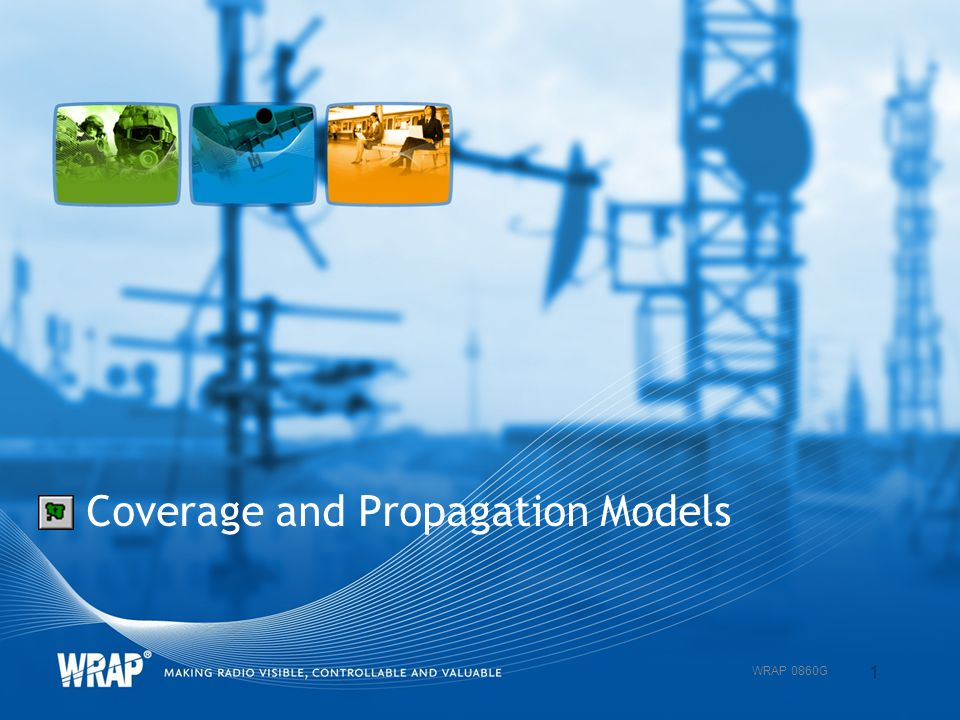 Coverage and Propagation Models